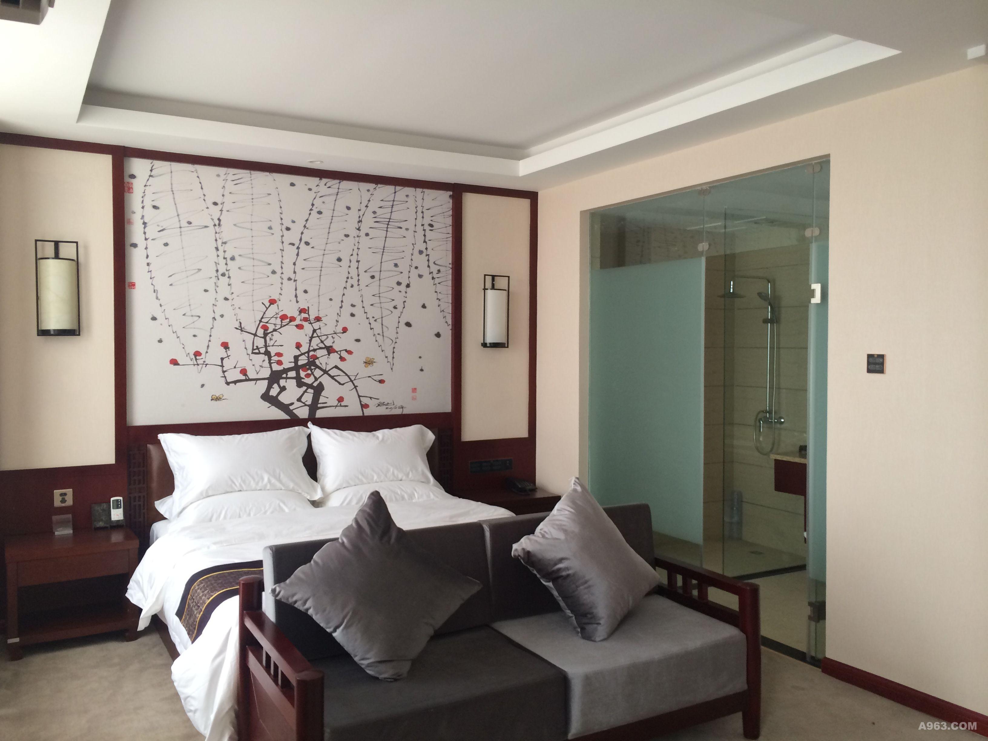 小旅馆装修风格效果图